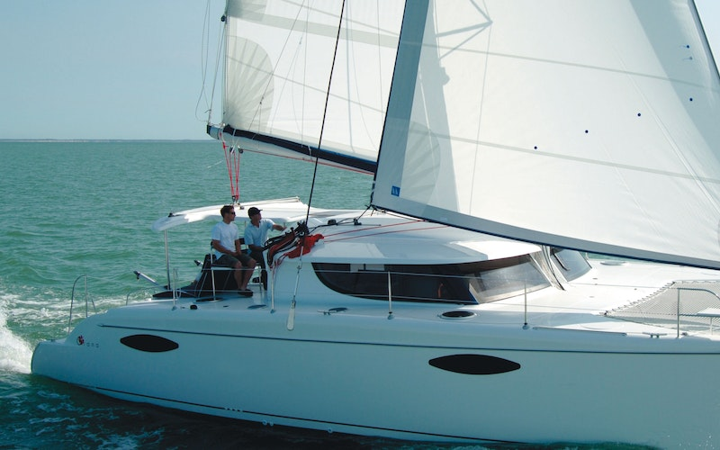 Jolly Harbour Boat Rental - Fountaine Pajot Orana 44
