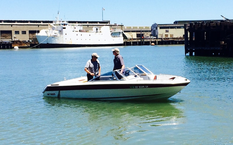 Hayward Boat Rental - Invader 190l