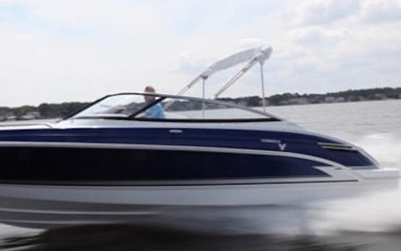 Milwaukee Boat Rental - Formula 24 br