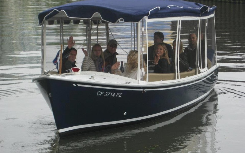 Chicago Boat Rental - Duffy Electric
