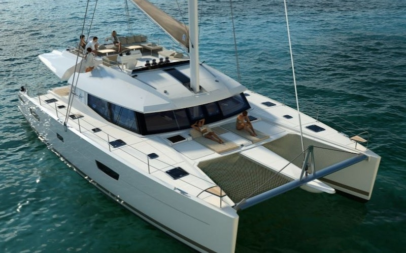 Road Town Boat Rental - Fountaine Pajot Saba