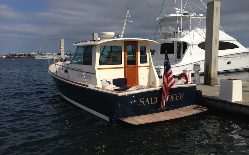 Riviera Beach Boat Rental - Salty Deer