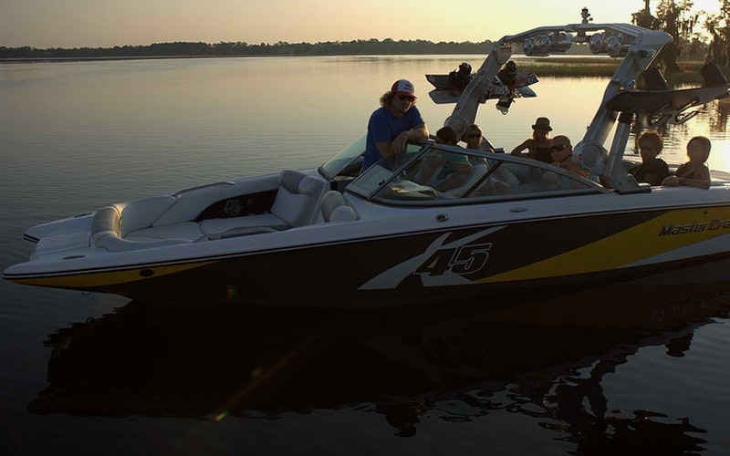 Apache Junction Boat Rental - MasterCraft X-45