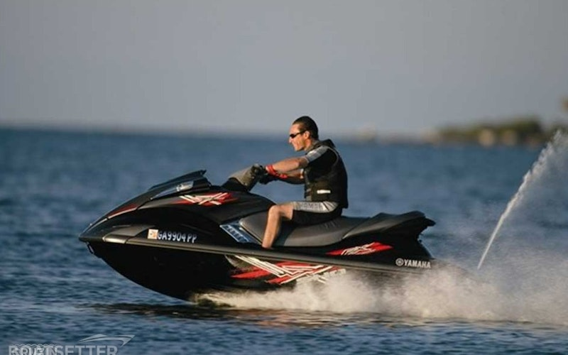 National Forest Development Road 895 Boat Rental - Waverunner 1100cc