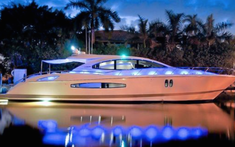 Miami Beach Boat Rental - BG