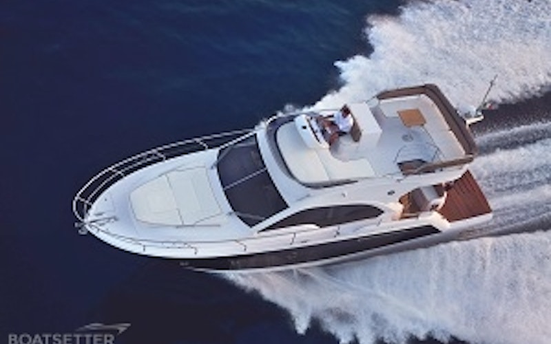Turgutreis Boat Rental - M/Y SACRIFICE Sessa 54 Fly
