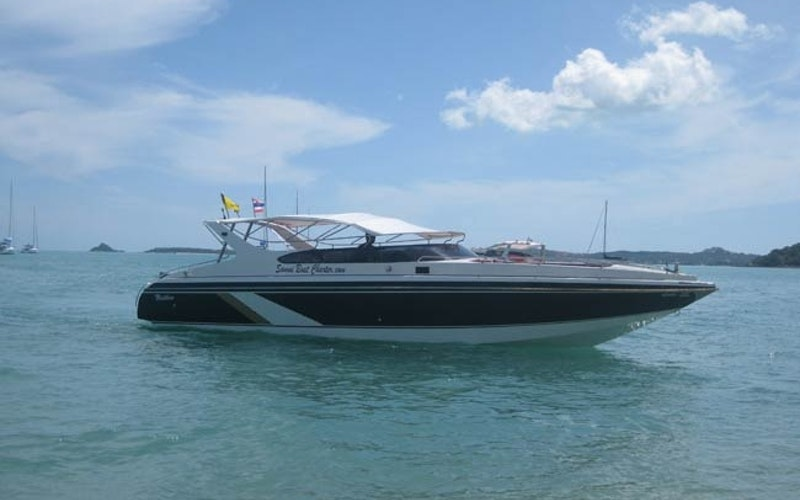 Koh Samui District Boat Rental - Matthew