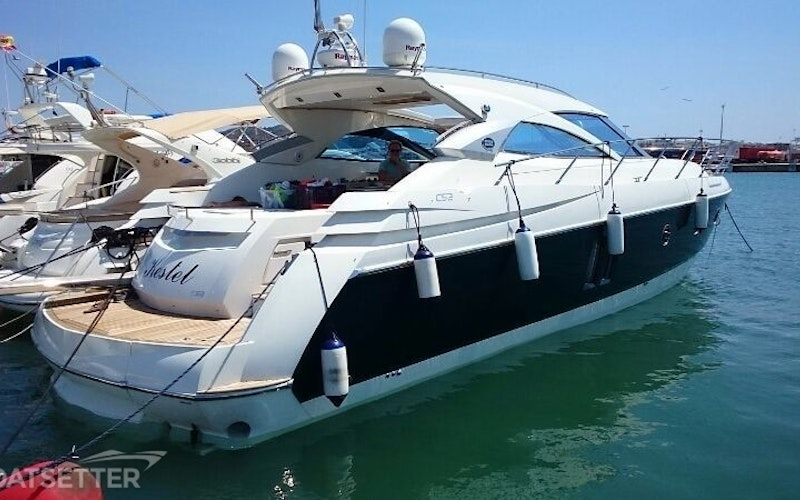 Ibiza Boat Rental - Sessa  52