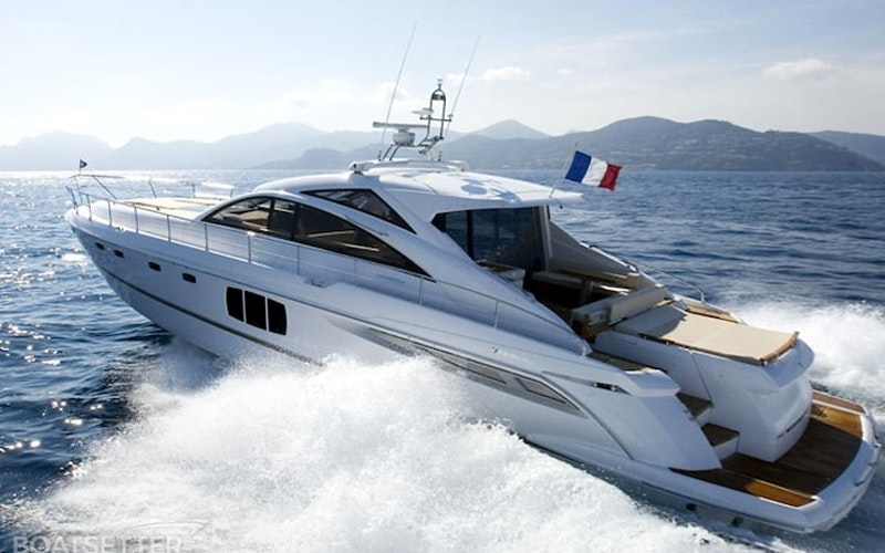 Ibiza Boat Rental - Fairline Targa 64