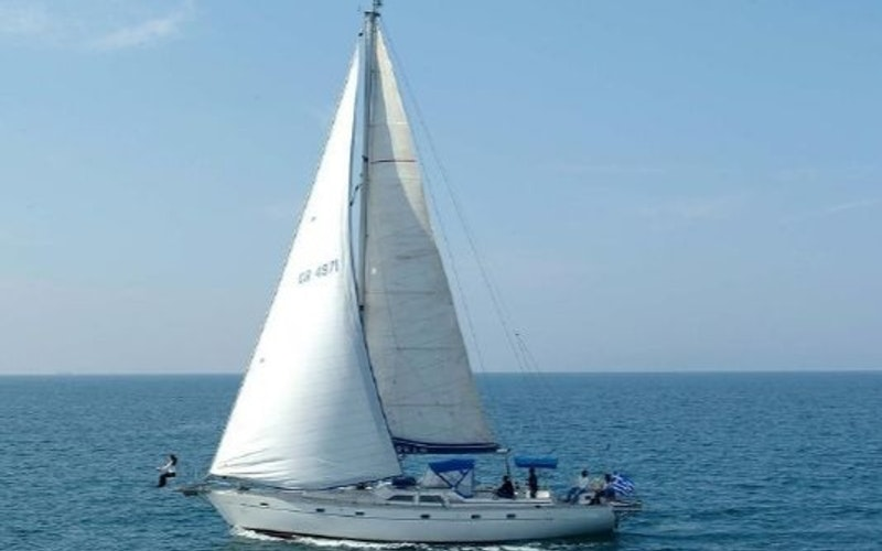 Corfu Boat Rental - Atlantic Atlantic 61