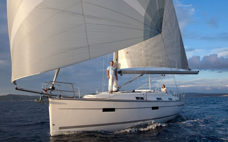 Salerno Boat Rental - Bavaria 36