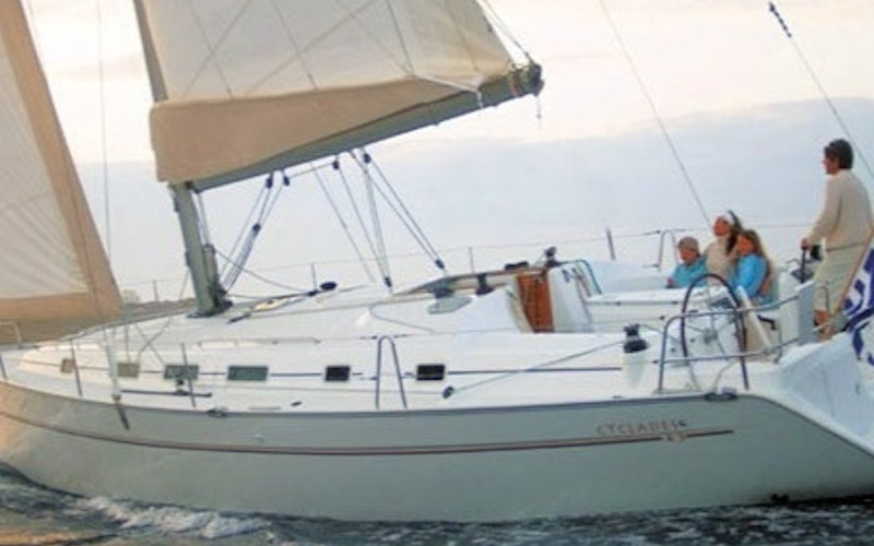 Palermo Boat Rental - Cyclades 43.3