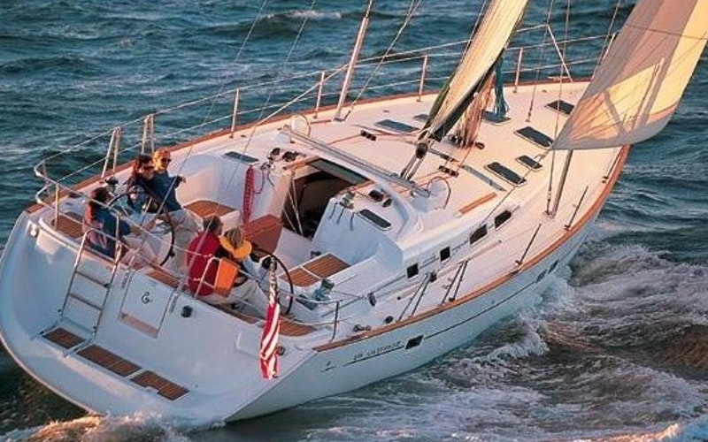 Split Boat Rental - Cyclades 50.4