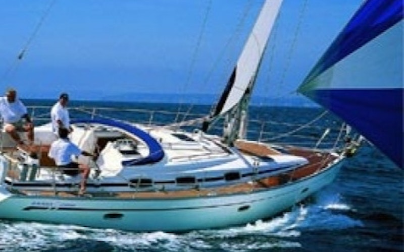 Palermo Boat Rental - Dufour 38