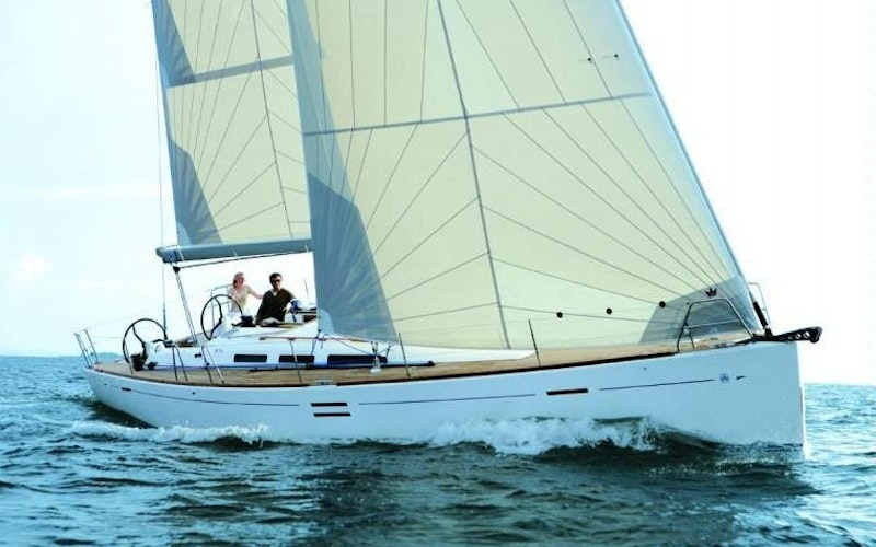 Palermo Boat Rental - Dufour 45