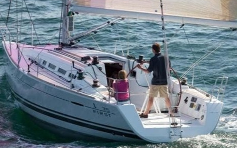 Portisco Boat Rental - First 35