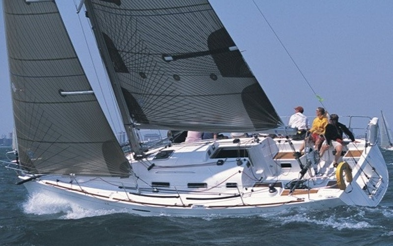 Alghero Boat Rental - First 36.7
