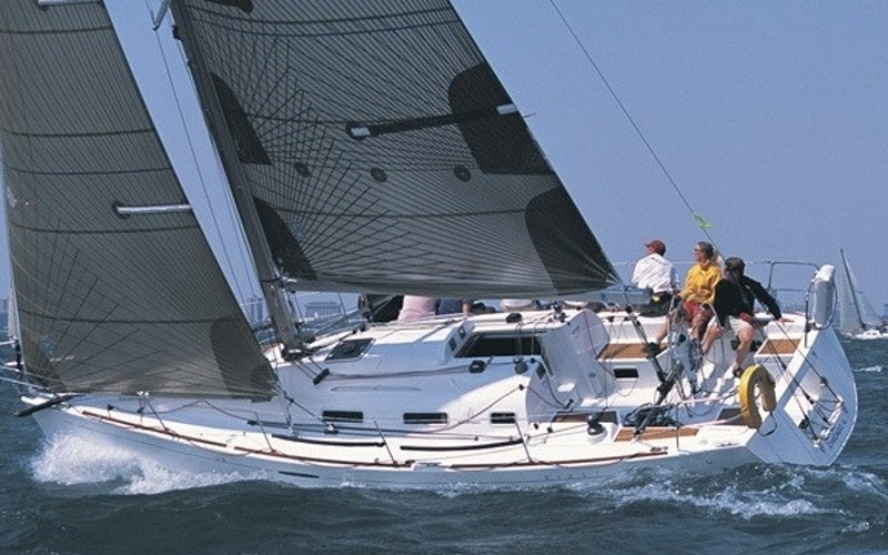 Nettuno Boat Rental - First 36.7