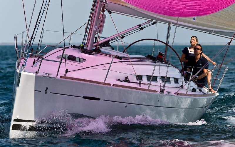 Portisco Boat Rental - First 47.7