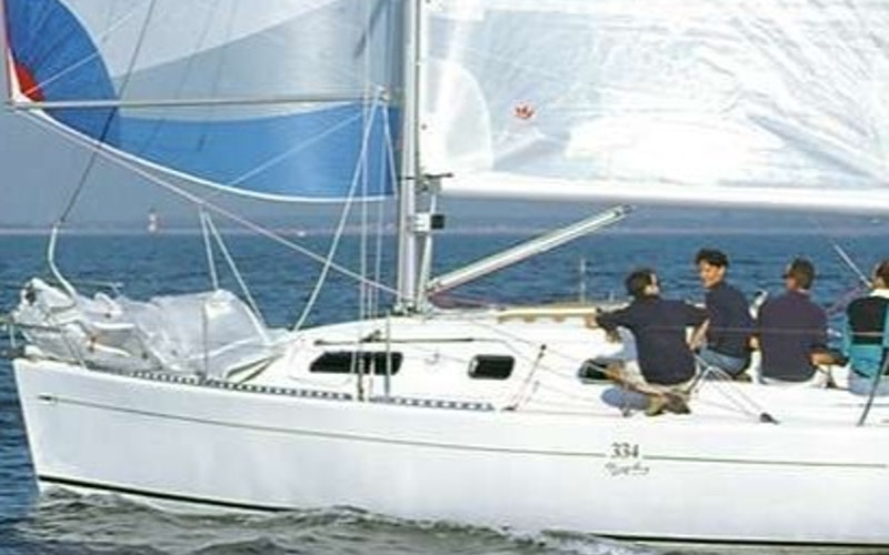 Split Boat Rental - Gibsea 334