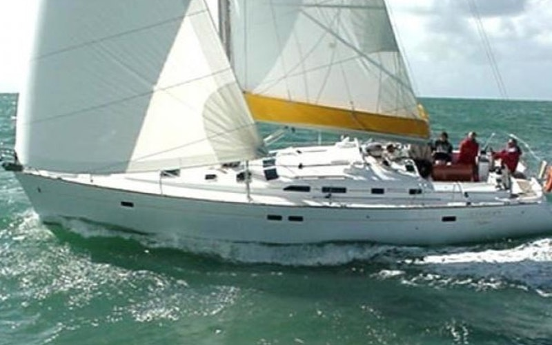 Split Boat Rental - Oceanis 411