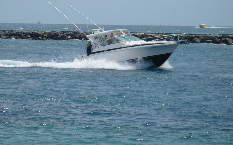 North Palm Beach Boat Rental - Bye Bye