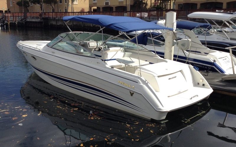 Aventura Boat Rental - Formula Sunsport