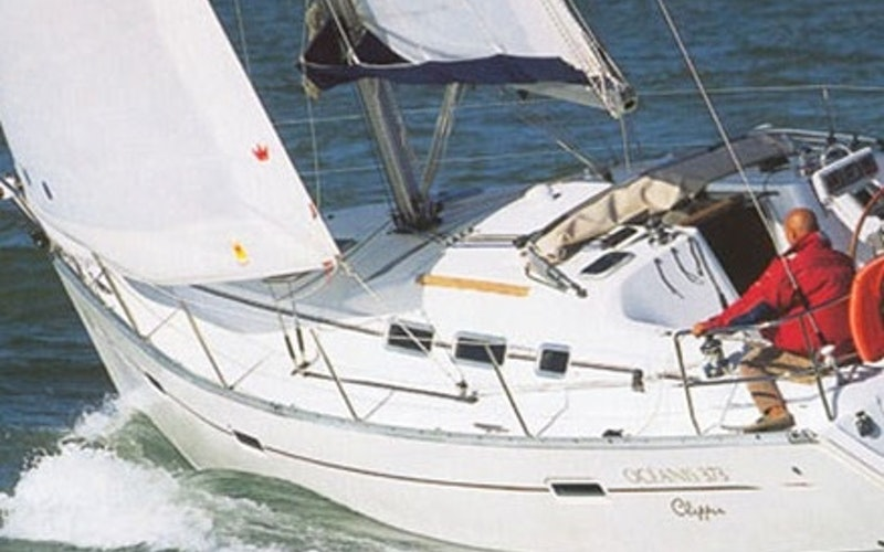 Split Boat Rental - Oceanis 373