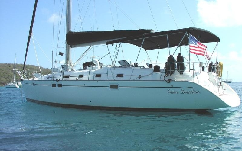 Split Boat Rental - Oceanis 461