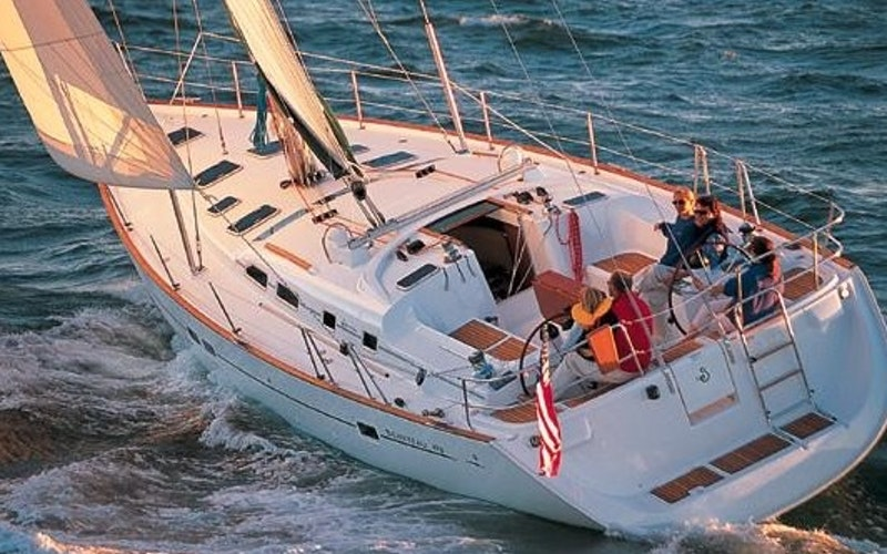 Split Boat Rental - Oceanis 473