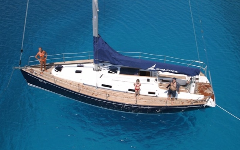 Split Boat Rental - Salona 40