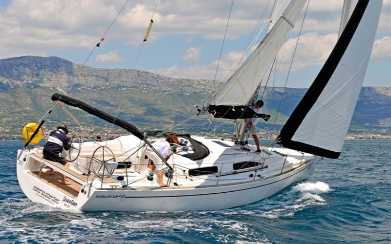 Split Boat Rental - Salona 41