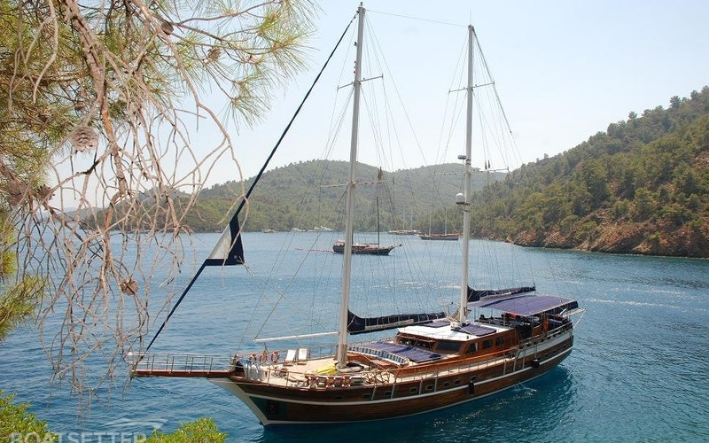 Marmaris Boat Rental - Custom Gulet