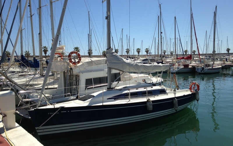 Sitges Boat Rental - X-yachts 302