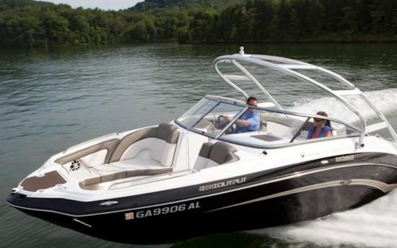 Grand Prairie Boat Rental - Yamaha 242 Limited S