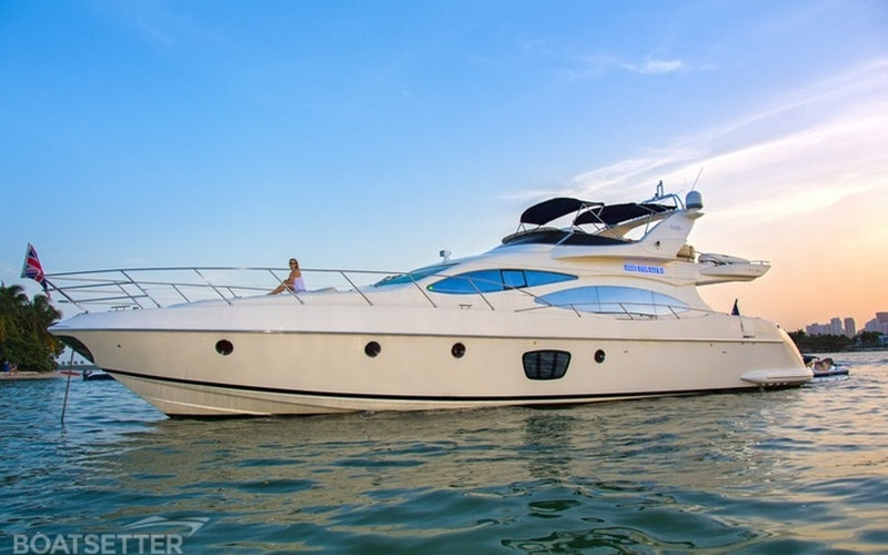 Miami Beach Boat Rental - Zest for Life