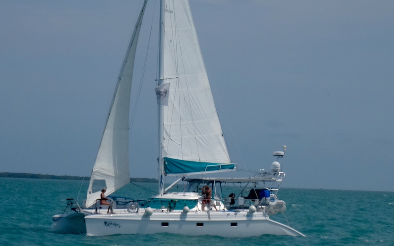 Key West Boat Rental - S/V Tortuga