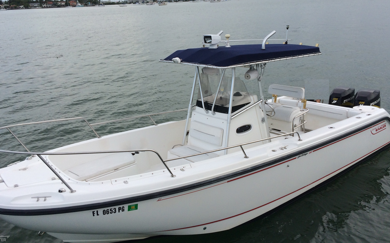 Miami Boat Rental - Salt Fish
