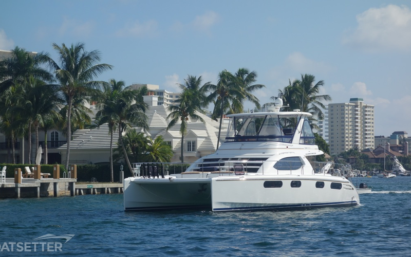 Highland Beach Boat Rental - Nirvana