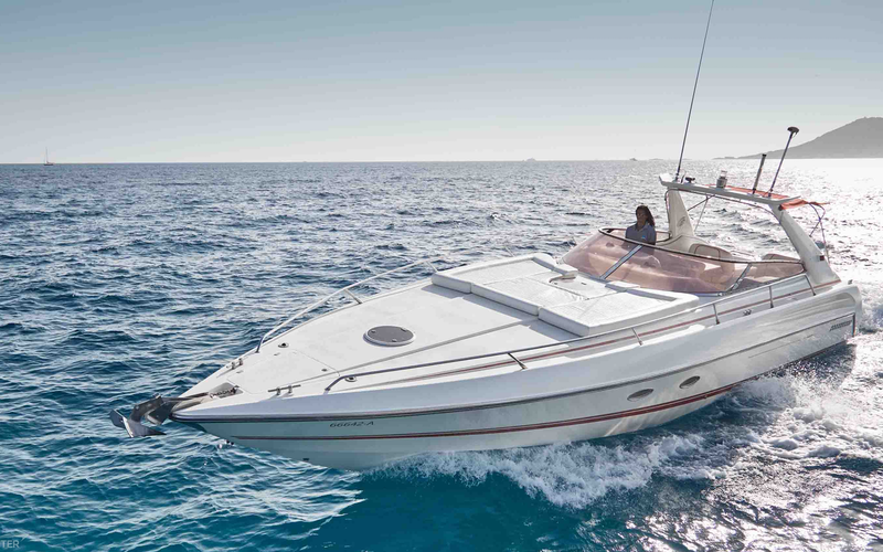 Ibiza Boat Rental - Cereza