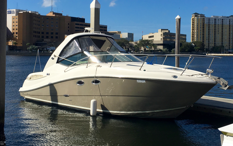 Tampa Boat Rental - Seas The Day