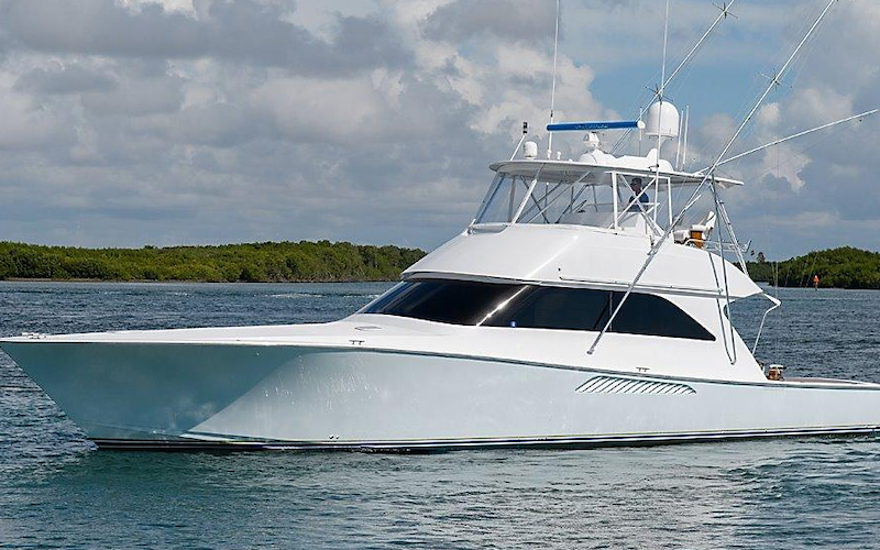 North Miami Beach Boat Rental - Faithful