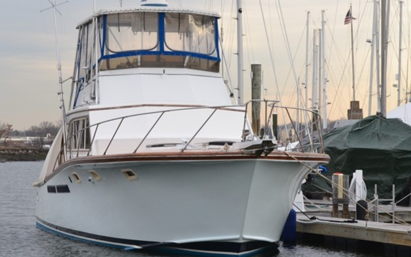 Stamford Boat Rental - DOLPHIN