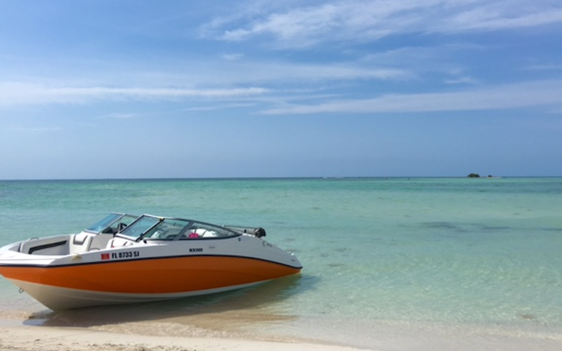SX190 Jetboat