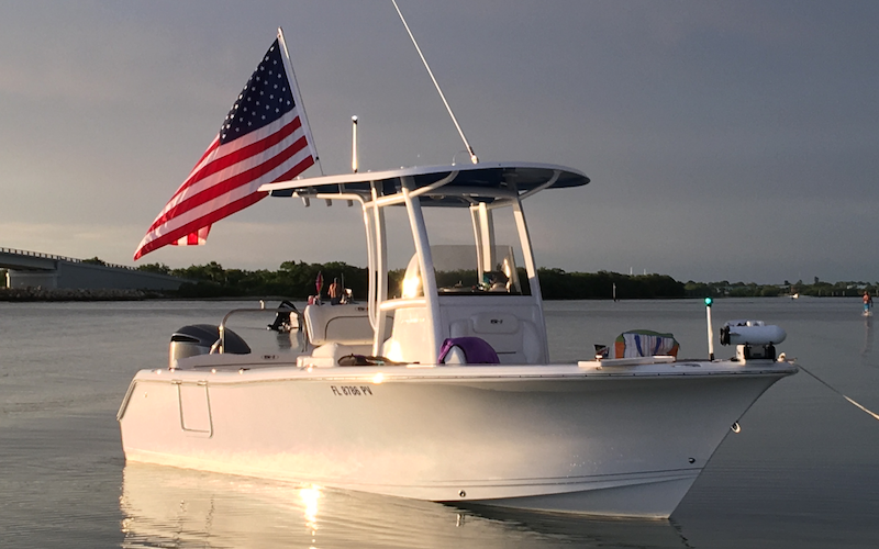Placida Boat Rental - Sea Hunt 235SE