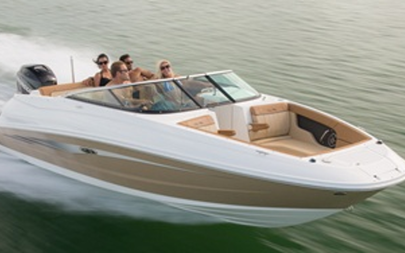 Key Largo Boat Charter - Brand New Searay 24ft