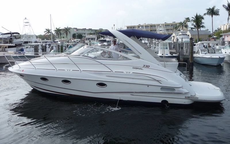 Hallandale Beach Boat Rental - DORAL
