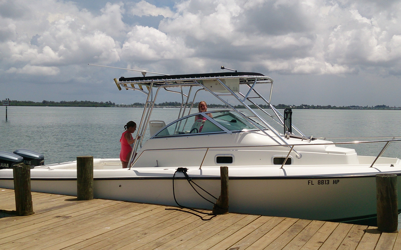 Tampa Boat Rental - Easy Day