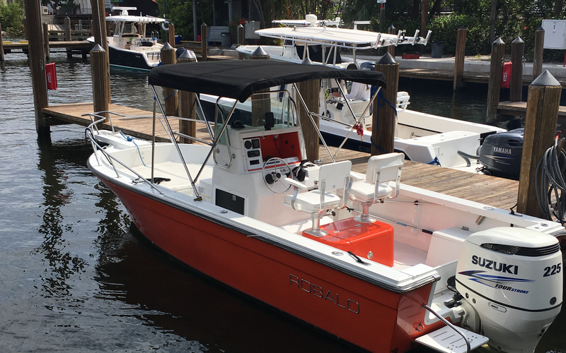 21 Center Console Fort Lauderdale