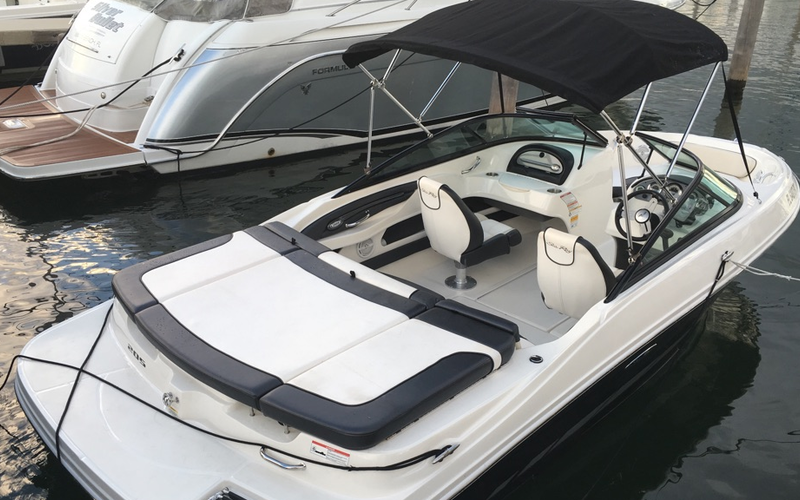 Miami Boat Rental - 2014 Sea Ray